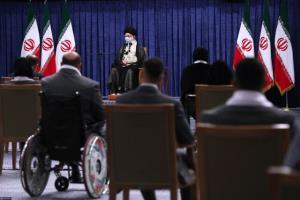 بیانات رهبر انقلاب در دیدار با قهرمانان ایران در المپیک و پارالمپیک توکیو