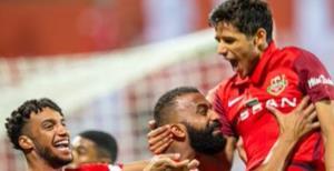 لیگ امارات/ پیروزی شباب الاهلی با درخشش خیرهکننده قایدی