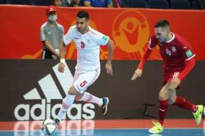حریف مرحله بعد تیم ملی فوتسال ایران در جام جهانی کدام تیم است؟