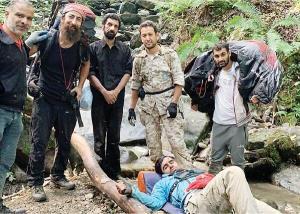 گفتوگو با خلبانی که در جنگلهای سوادکوه سقوط کرد؛ از مرگ برگشته