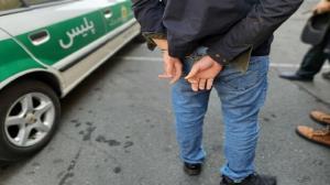 دستبند پلیس بر دستان عاملان نزاع طایفهای در حمیدیه