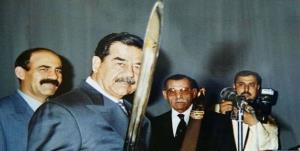 ردپای سرباز جادوگر صدام در جنگ!