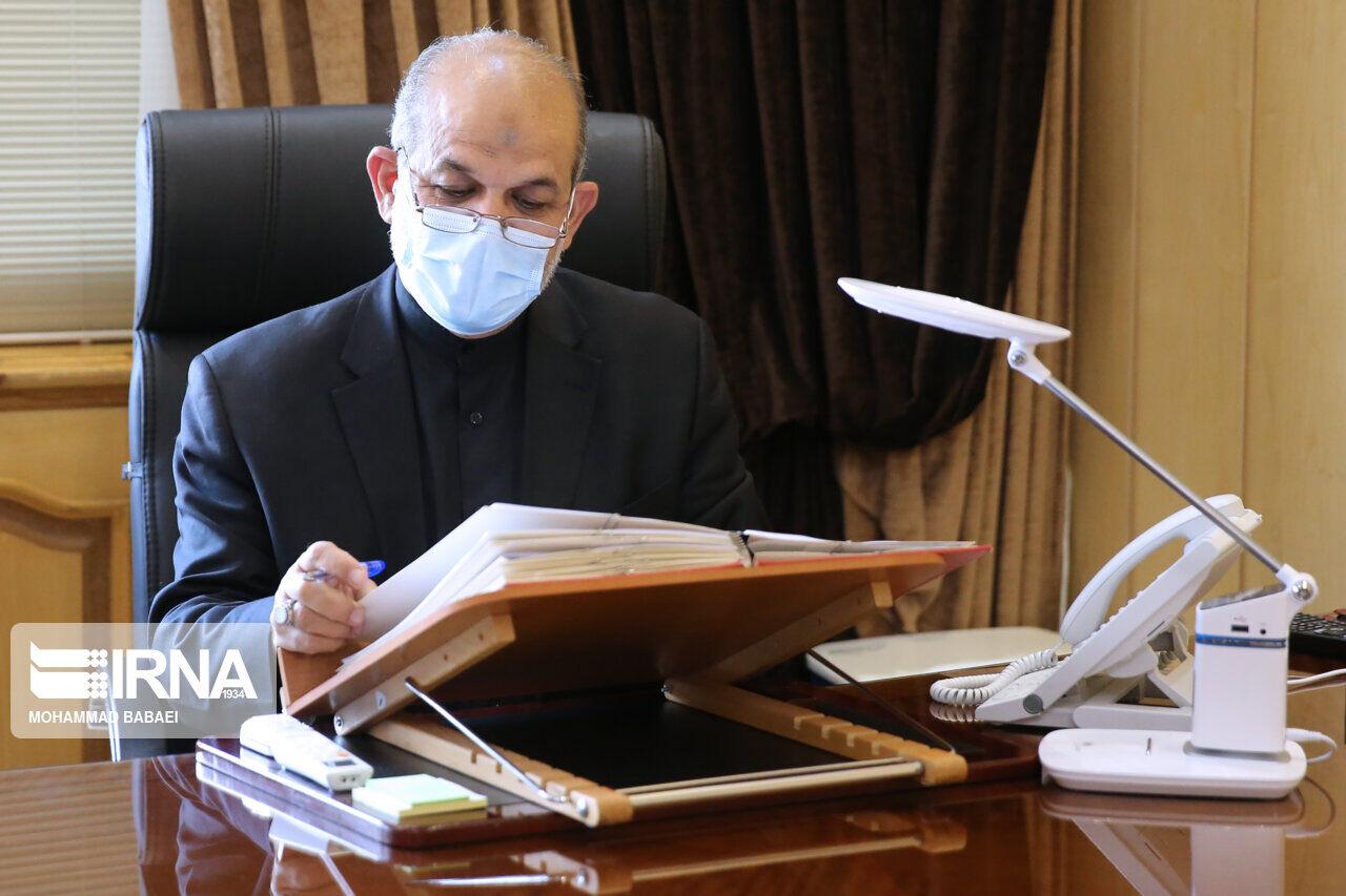 حسین مهدیزاده با حکم وزیر کشور، شهردار ارومیه شد