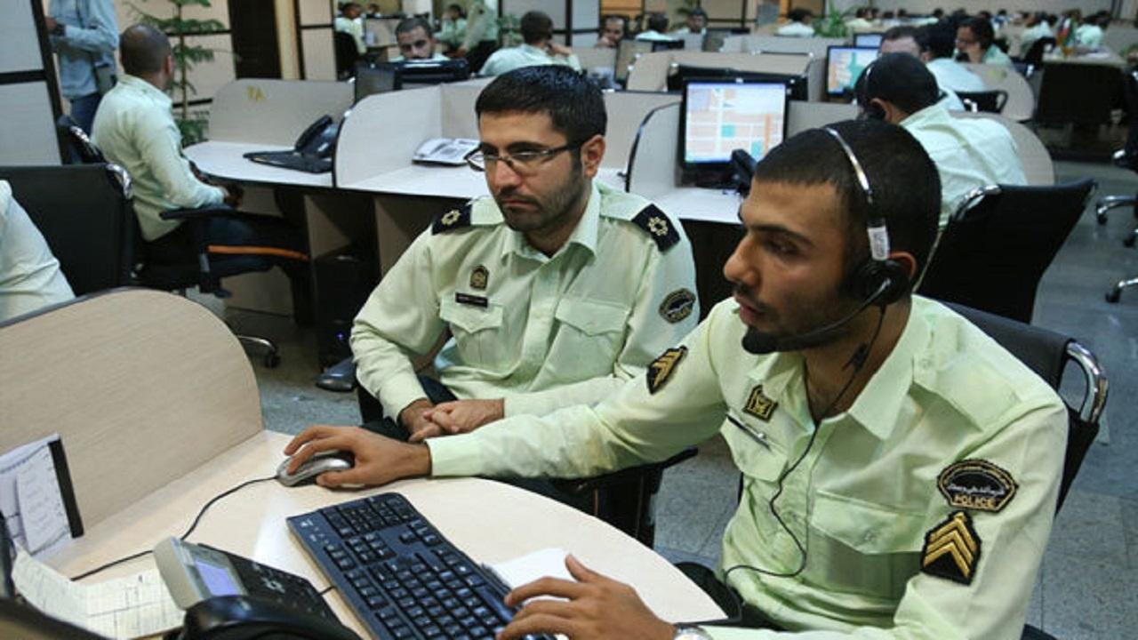 رئیس سایت فوریتهای پلیسی ۱۱۰ خراسان رضوی: اگر امکان صحبت ندارید به پلیس SMS دهید