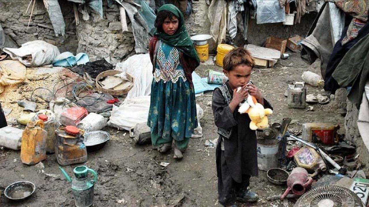 هشدار یونیسف درباره شرایط اسفناک کودکان افغانستانی