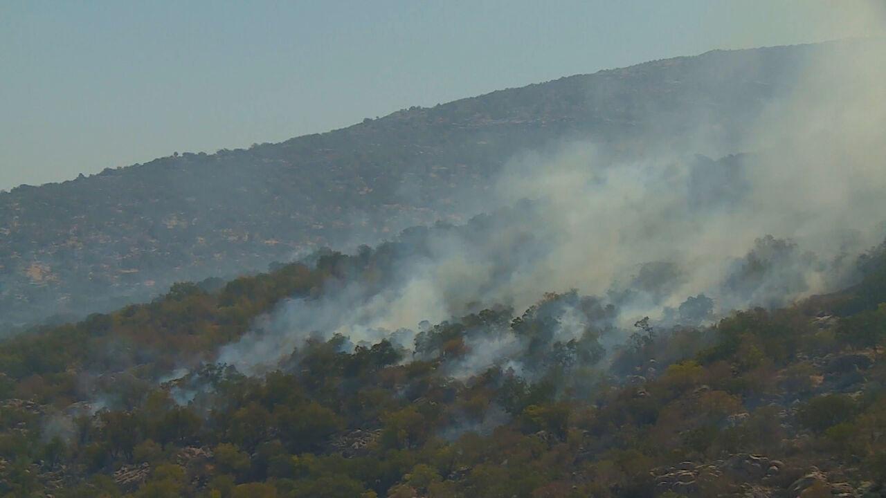 مهار همه آتشسوزیهای اخیر در کهگیلویه و بویراحمد