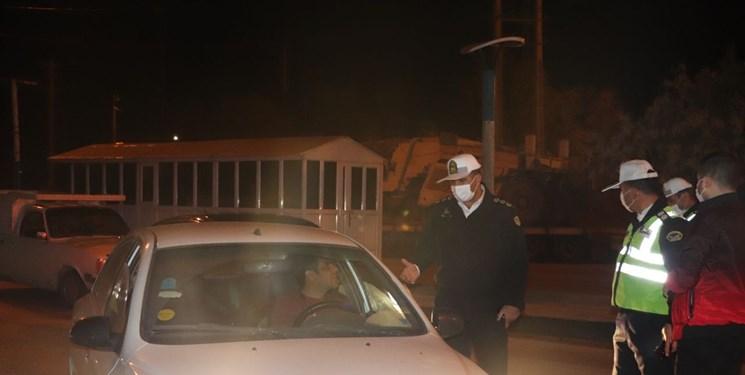 سردرگمی مردم فارس در منع ترددی که بیتاثیر است