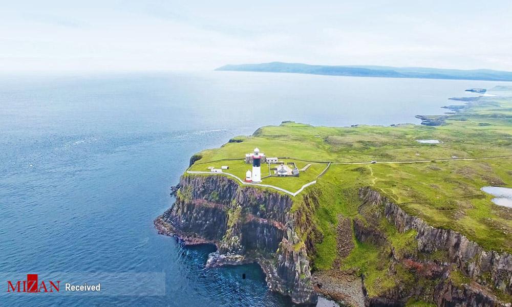 چشم انداز ایرلند شمالی