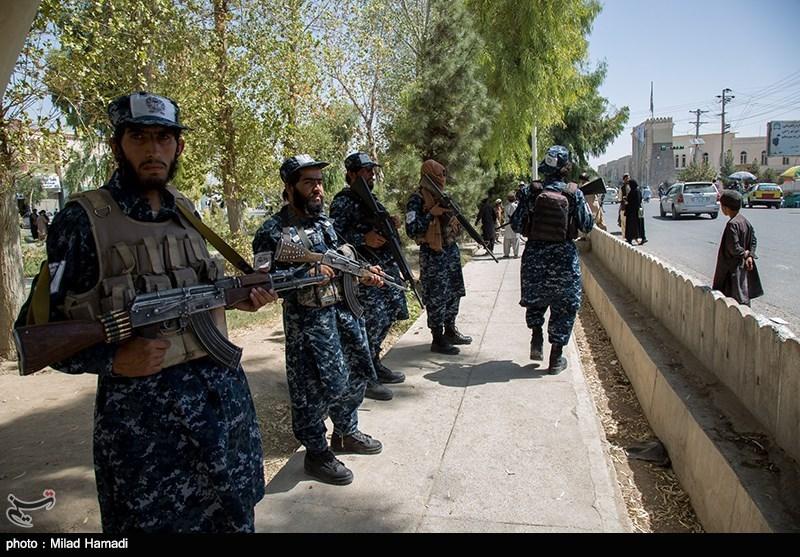 تدابیر امنیتی طالبان برای برگزاری نماز جمعه در قندهار