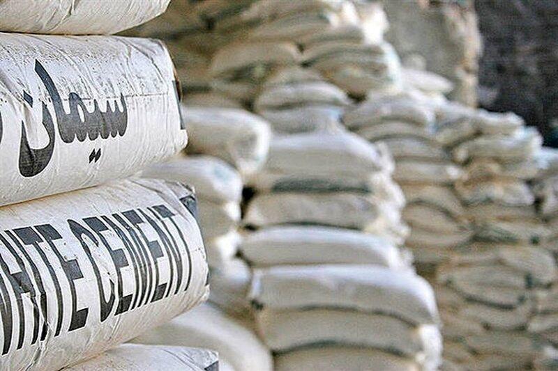 سقف قیمت سیمان در بوشهر ۳۵۰ هزار ریال تعیین شد