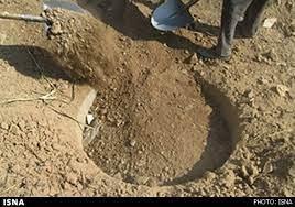 یک حفار غیر مجاز در شهرستان دلفان دستگیر شد