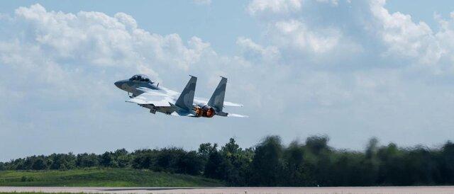 قطر جنگندههای ابابیل را آزمایش کرد