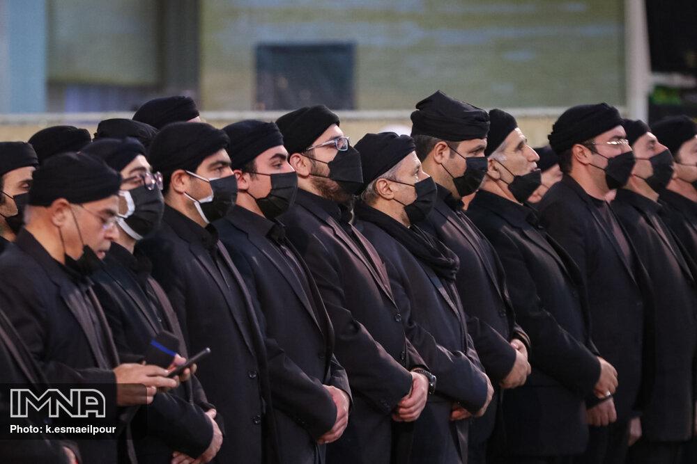 اختتامیه اجلاس بین المللی پیرغلامان و خادمان حسینی