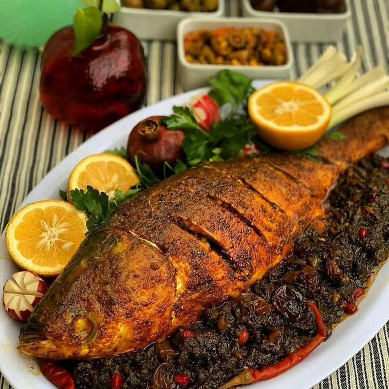 اينبار بهجاي ماهي ساده، شکمپر را امتحان کنيد
