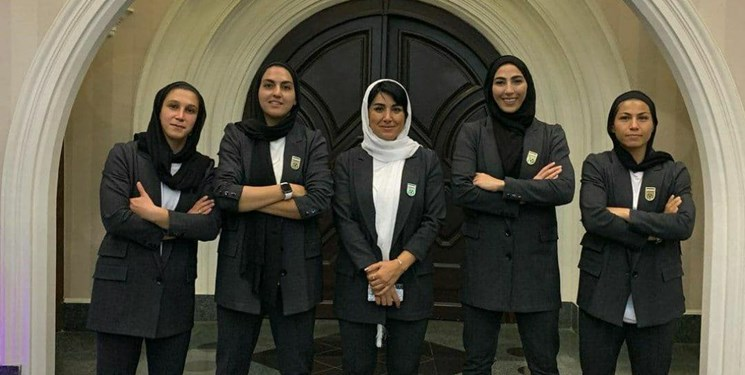مجلس درگير لباس زنانه!