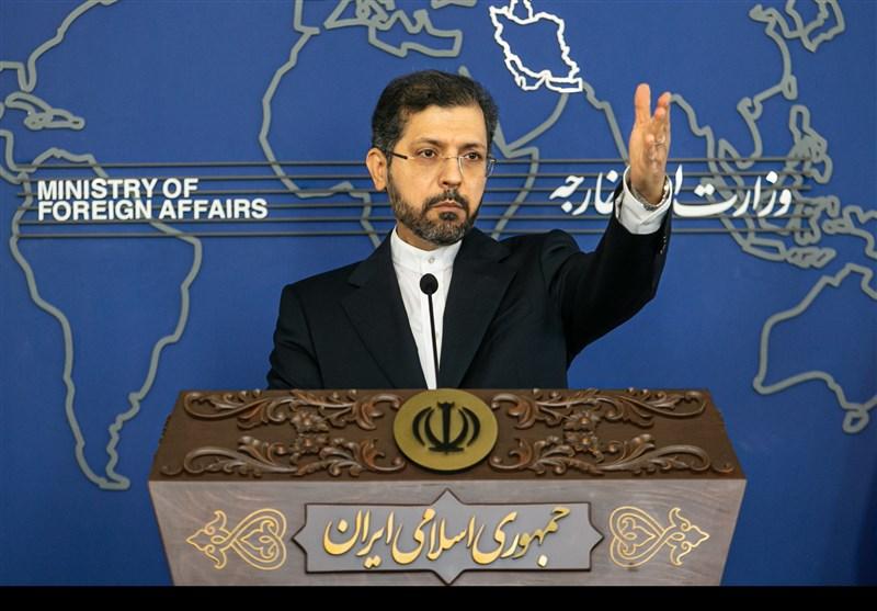 حاشیه های نشست خبری سخنگوی وزارت امور خارجه