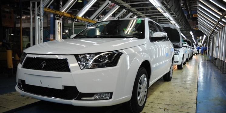 آمار جديد توليد محصولات ايران خودرو به تفکيک هر دستگاه