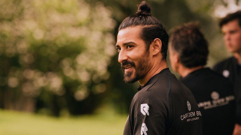 خداحافظي رضا قوچاننژاد از دنياي فوتبال