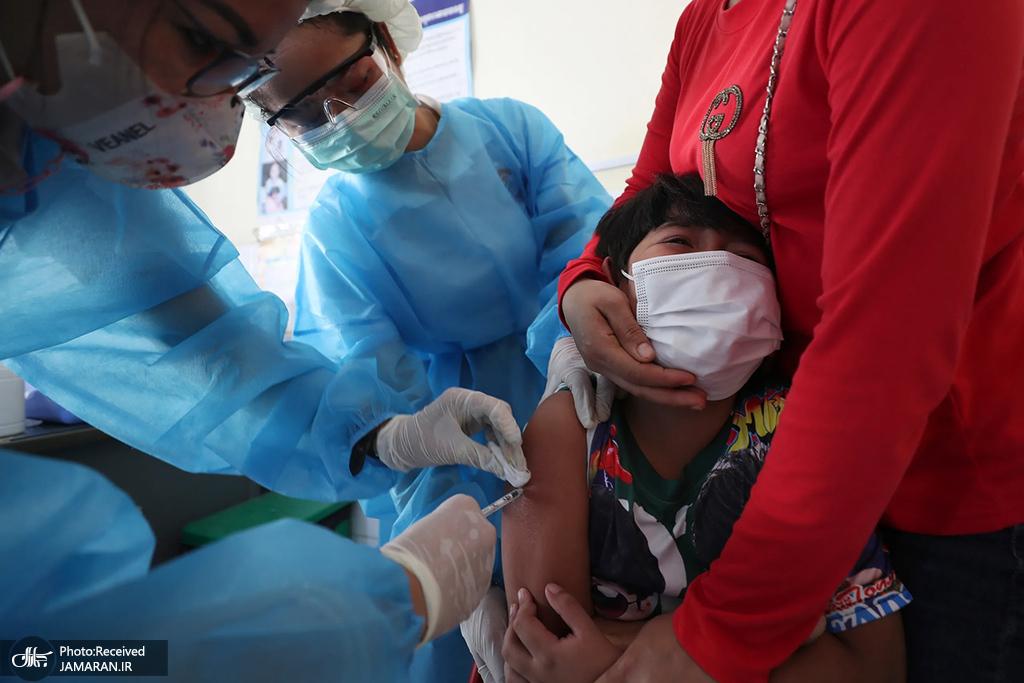 ترس از واکسن