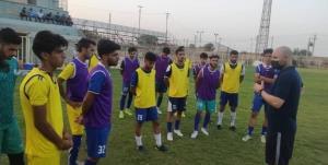 کار سخت سهراب در استقلال خوزستان