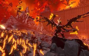 انتشار Total War: Warhammer III به عقب افتاد