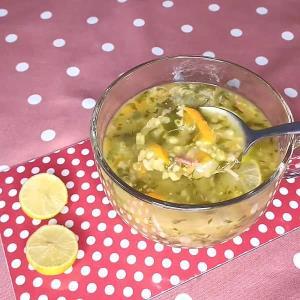 طرز تهیه سوپ ماهیچه ساده و بسیار مقوی برای تقویت بدن