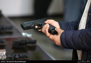 فروشنده سلاح در شمال تهران بازداشت شد