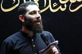 «من از همین پیرهن سیاه گرفتم آبرو حسین» با نوای محمدحسین حدادیان