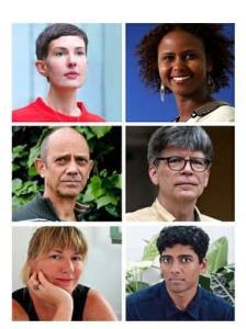 شش نامزد نهایی بوکر: ایشیگورو بین نامزدها نیست
