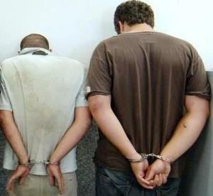 اراذل و اوباش مخل نظم عمومی در میاندوآب دستگیر شدند