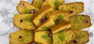 آموزش تهیه کیک اس�نجی با ذرت تازه