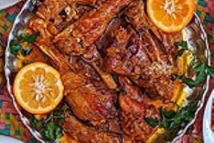 خوراک ماهیچه؛ غذای معروف و اصیل ایرانی