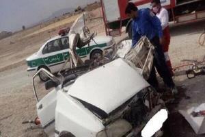 جاده یزد - طبس جایی برای قربانی شدن زیر پای منافع معادن!