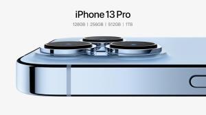 نسخه یک ترابایتی آیفون 13 پرو کی روانه بازار خواهد شد؟