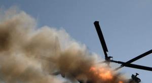سقوط دو بالگرد وابسته به ارتش حفتر در شرق لیبی