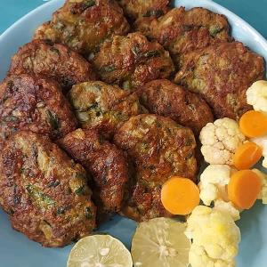 طرز تهیه شامی لبنانی خوشمزه و مخصوص با گوشت