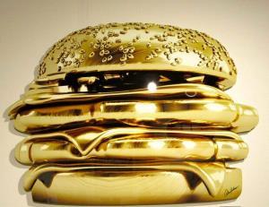 ساندویچ 3 میلیون دلاری در آلمان!