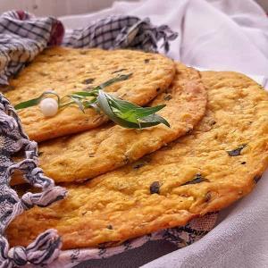طرز تهیه نان روغنی سبزوار خوشمزه به روش سنتی