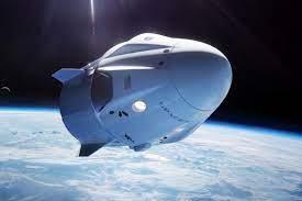 بازگشت فضا پیمای اسپیس ایکس از فاصله ۵۷۵کیلومتری زمین