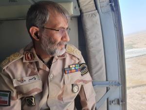 جانشین ناجا: زائران حسینی میتوانند از مرز زمینی مهران به کشور بازگردند