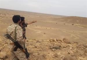 پیشروی ارتش یمن در مأرب زیر بمباران سنگین ائتلاف سعودی