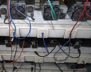 کشف ۶۲ دستگاه ارز دیجیتال قاچاق در ساوه
