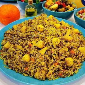 آموزش ص�ر تا صد «دمپخت سیر» غذای بی نظیر شیرازی ها