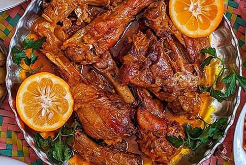 خوراک ماهيچه؛ غذاي معروف و اصيل ايراني