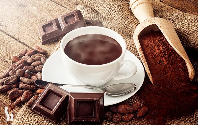 اثر عجیب کاکائو بر بیماری قلبی