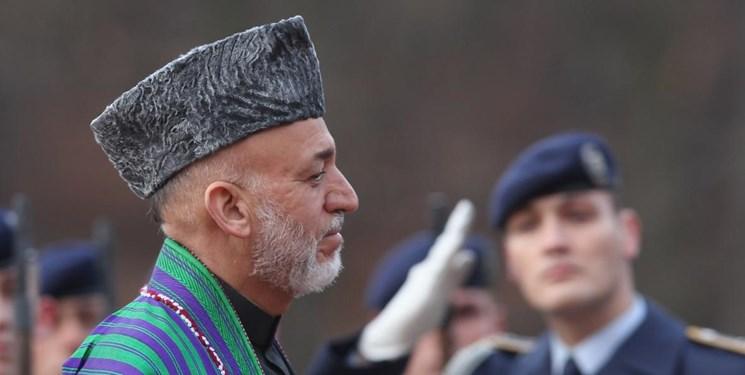 حامد کرزي: طالبان به وعدههايش عمل نکرده است
