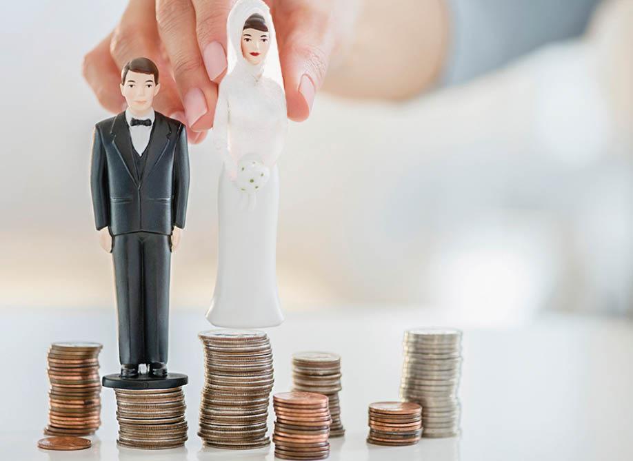 ازدواج بهخاطر یک مشت دلار؟