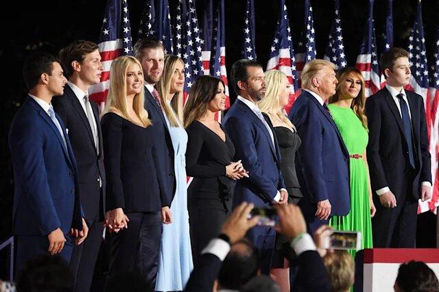 هزينه هنگفت حفاظت از فرزندان ترامپ پس از دوران رياستجمهوري