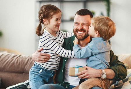 چطور يک پدر خوب باشيم؟