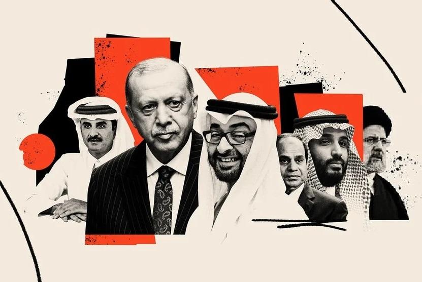 اکونوميست: چه شده که دشمنان قديمي در خاورميانه به فکر آشتي افتاده اند؟
